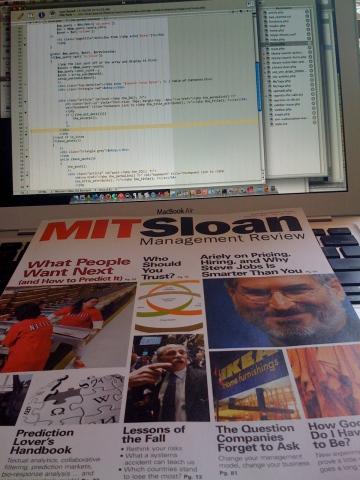 MIT SMR Winter 2009