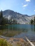 Vandeburg Lake & Madera Peak